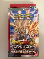 Dragon Ball Super TCG CCG Starter Deck Extreme Evolution Crossworlds
