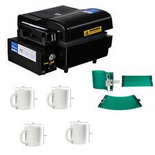 3d Vacuum Sublimation Heat Transfer Machine Rubber Clamp Mug Free Gift