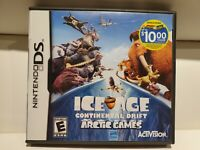 Ice Age: Continental Drift - Arctic Games (Nintendo DS, 2012)