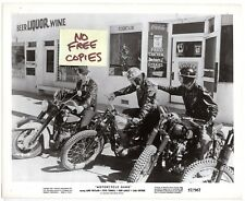 MG-7 MOTORCYCLE GANG Vintage 1957 8 x 10 Photo ORIGINAL Biker AIP Movie Still