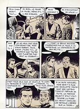 ILS ONT FUIT DE VENUS PLANCHE DE MONTAGE ORIGINALE METEOR AREDIT PAGE 9