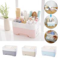 Make-up Veranstalter Kunststoff Mehrzweck Kosmetik Aufbewahrungsbox Halter JO