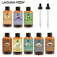 100ml 100% Pure Natural Essential Oils Therapeutic Aromatherapy Oil + Dropper US