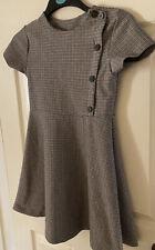 Zara Houndstooth Dress Girls 11-12