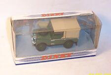 MATCHBOX DINKY TOYS 1/43 Scale DY-9 1949 LAND ROVER - MIB