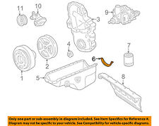 GM OEM Engine-Oil Pan Rear Seal 23502587
