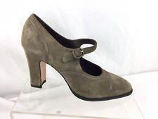 f5a3a363e9ccd Salvatore Ferragamo Solid Suede Vintage Heels for Women for sale | eBay