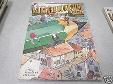 LA REVUE LORRAINE POPULAIRE N° 80 fevrier 1988 *