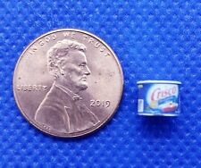 Dollhouse Miniature Replica Can of Crisco Shortening ~ 1:24 Scale