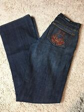 Women Rock and Republic Jeans Sz 26 Designer Rhinestones NWOT #T
