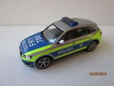Polizei Modellautos, - LKWs & -Busse aus Kunststoff von Audi