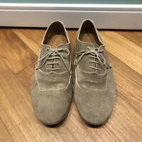 Scarpe UOMO  derby GEOX 44 shoes man stringate original beige