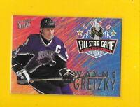 34783 WAYNE GRETZKY 1994/95 ULTRA ALL- STAR GAME CARD #10 🏒