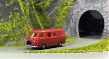 PIBK238081 Brekina FIAT 238 pullman / van rouge 1/87
