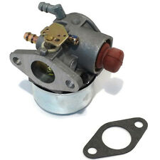 New Carburetor For Tecumseh Go Kart 5 5.5 6 6.5HP OHV HOR Engine Carb SER US