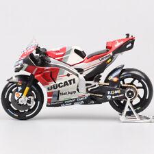 1:18 scale Ducati GP18 No.04 Andrea Dovizioso motorcycle motoGP model Toys