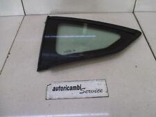 CITROEN C4 1.6 D 5M 66KW (2009) RICAMBIO VETRO FISSO POSTERIORE SINISTRO 43R-001