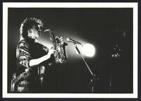 1980s DANIEL ASH of Love and Rockets Vintage Original Photo BAUHAUS gp