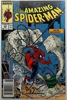 Amazing Spider-man 303 9.0-9.2 Marvel Comics Todd McFarlane Sandman Silver Sable
