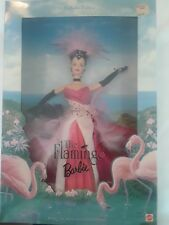Barbie Birds of Beauty Collection: The Flamingo Barbie Doll 1998