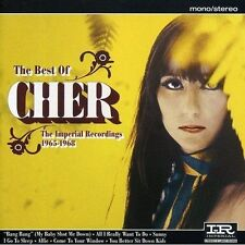 CHER BEST OF THE IMPERIAL RECORDINGS 1965-1968 2 CD NEW