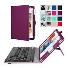 Fintie Folio Keyboard Case for iPad Mini 5 4 3 2 1 PU Leather+Bluetooth Keyboard