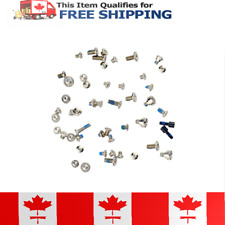 IPhone 5c Complete Replacement Screw Set