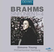 Brahms / Philharmoni - Johannes Brahms: Complete Symphonies [New CD]