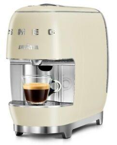 Lavazza A Modo Mio SMEG, CREAM COFFE MACHINE, BRAND NEW, FREE SHIPPING