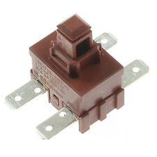On / Off Push Button Switch 4 Tag For Numatic Henry Hetty Vacuum Cleaner Hoover