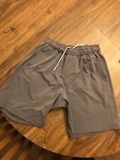 Myles Apparel Everyday Short - Grey, Standard Medium (8in inseam)
