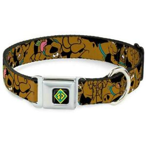 Dog Collar Seat Belt Licensed Scooby Doo WSD003