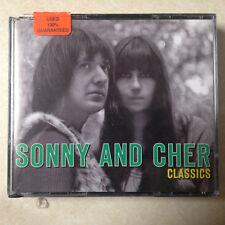 SONNY AND CHER - CLASSICS AUDIO CD