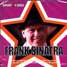 FRANK SINATRA - SUPERSTAR SERIES - NEW CD Best Of Greatest Hits