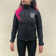 Star Wars Crew Jacket Episode VII The Force Awakens Lucasfilms Womens XS