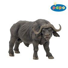 Papo African Buffalo Figurine - American Figure Multicolour Wild