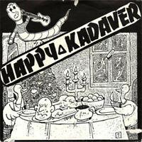 """Happy Kadaver - Happy Kadaver (Vinyl 7"""" - 1990 - DE - Original)"""