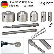 OTW40-120 Bohrkrone Dosenbohrer Lochbohrer Kernbohrer Beton SDS Plus 40-120mm