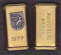 Gewehrgurt-Abzeichen von 1977, Jägervereinigung Butzbach
