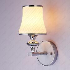 5W LED Wall Mount Light Bedside Lamp Fixture Modern Decor Lighting Bedroom Hotel