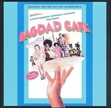 Bagdad Café [Original Motion Picture Soundtrack] (CD 1989) NM CONDITION