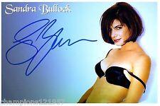 Sandra Bullock ++Autogramm++ ++Sexy-Superstar++2