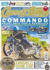 CLASSIC BIKE-March 2013- (NEW)*Post Included To UK/Europe/USA/Canada