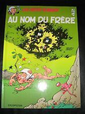 BD les petits hommes n°42 au nom du frere EO 2006 TBE seron rare