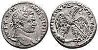 CARACALLA (214-217 AD) BI Tetradrachm. Antioch #WG 5198