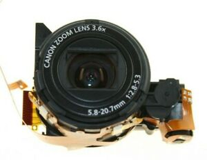 CM1-2705-000 CANON LENS UNIT WITH CCD FOR POWERSHOT S70 BLACK NEW GENUINE