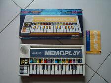 ancien jeu /piano bontempi MEMOPLAY (année 80)
