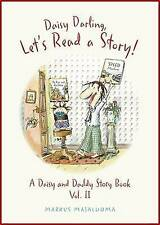 Daisy Darling Lets Read a Story (A Daisy and Daddy Story Book)-ExLibrary