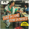 "BAP    Time Is Cash, Time Is Money - 7"" Single 1986, Hülle SIGNIERT W. Niedecken"