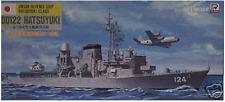Pit Road 1/700 JMSDF Japanese DD122 Hatsuyuki Defence Ship